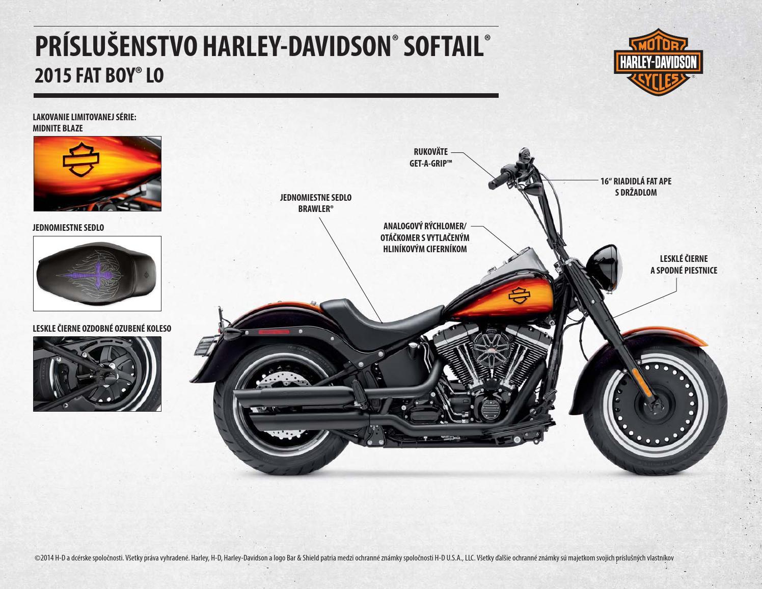 fat boy lo 2015 tuning motocyklov harley davidson. Black Bedroom Furniture Sets. Home Design Ideas