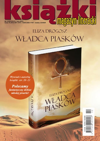 94f8c228dea3eb MLK 2 2015 by Biblioteka Analiz Magazyn Literacki KSIĄŻKI - issuu