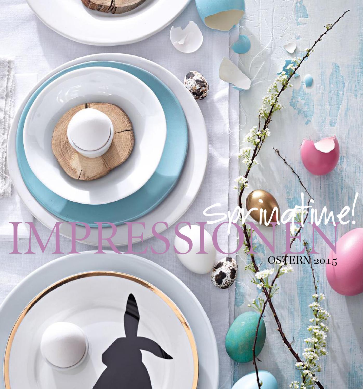 frühlingshafte Oster-Deko Ei mit Schleife Beton weißgrau Preis für 4 Stück