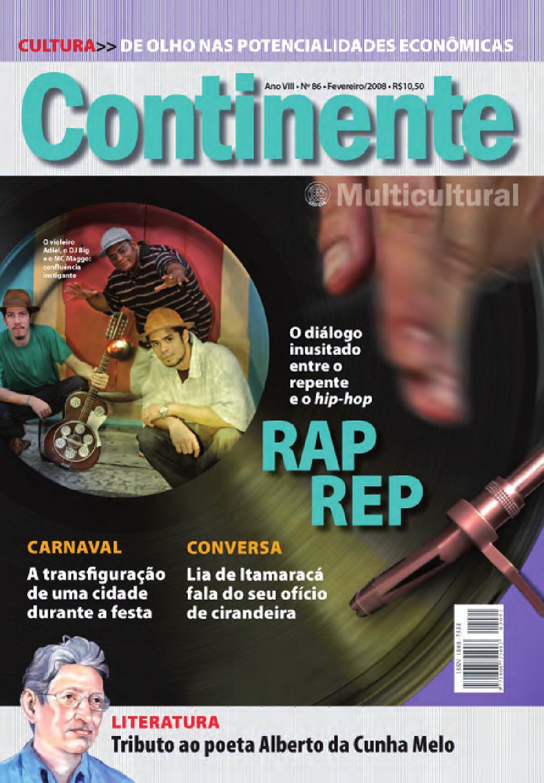 Continente  086 - Rap rep by Revista Continente - issuu f2043e485c9b9