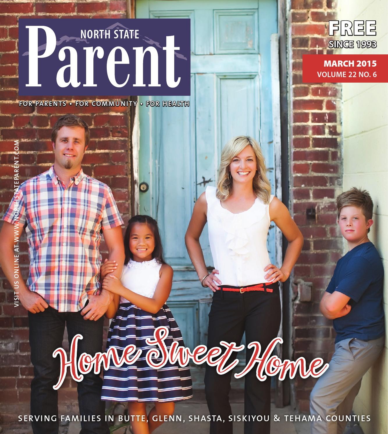 North State Parent March 2015 by North State Parent magazine - issuu