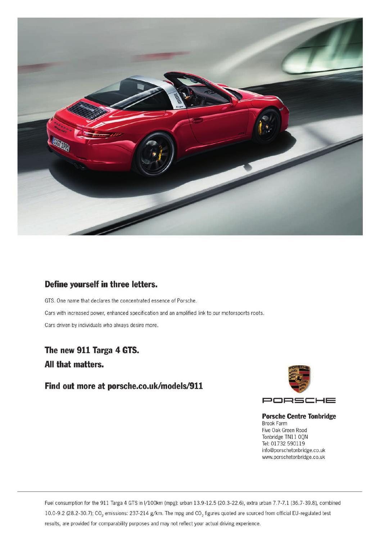 So Tunbridge Wells March Magazine By One Media Issuu - Sports cars 5 letters