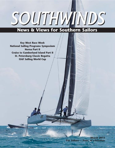 Southwinds March 2015 By Southwinds Magazine Issuu