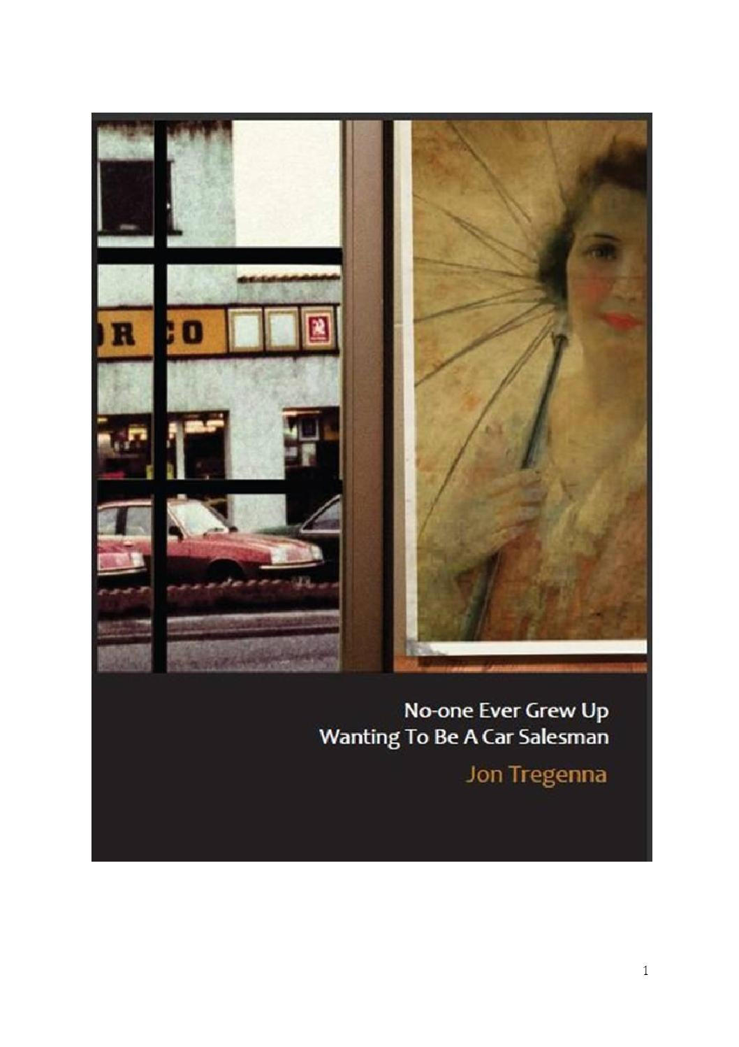 No One Ever Feb 27th Waterstones By Jon Tregenna Issuu