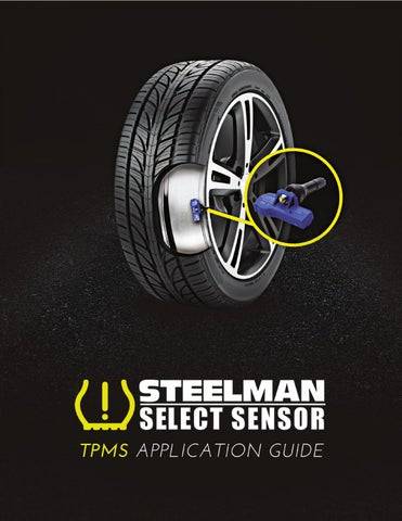 tpms application guide by js products issuu rh issuu com huf tpms application guide smart sensor tpms application guide