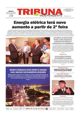 Edição número 2283 - 28 de fevereiro de 2015 by Tribuna Hoje - issuu 47348e2a668