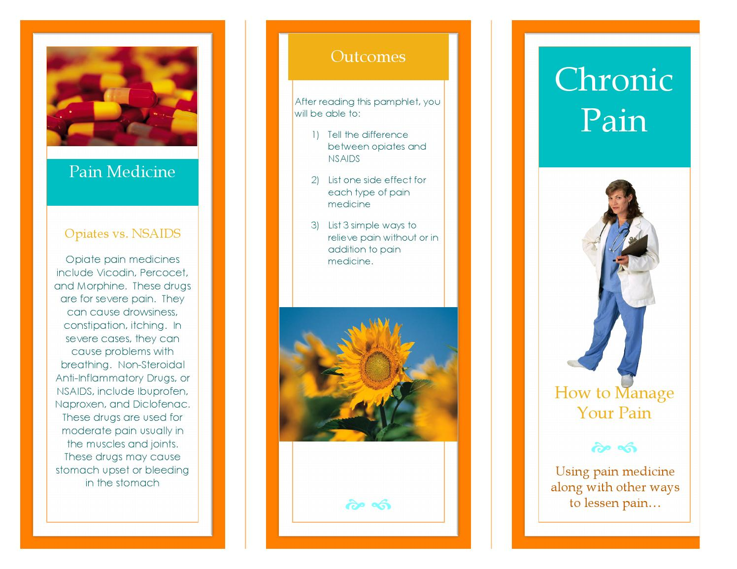 Wellness promotion pamphlet by Debra Williams - issuu