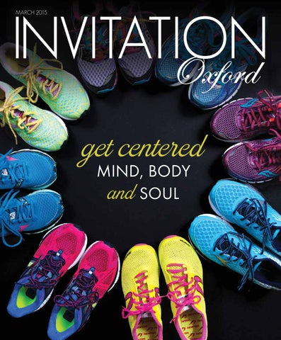Invitation Oxford March 2015 By Invitation Magazines   Issuu