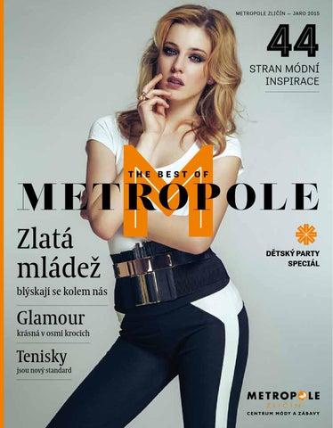 edbf8c13335 Metropole Zličín Magazine Spring 2015 by Radoslav Kuba - issuu