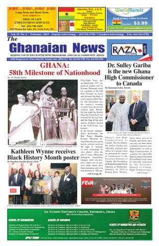 Ghanaian news february 2015 edition by razak ray axe banks issuu page 1 fandeluxe Images