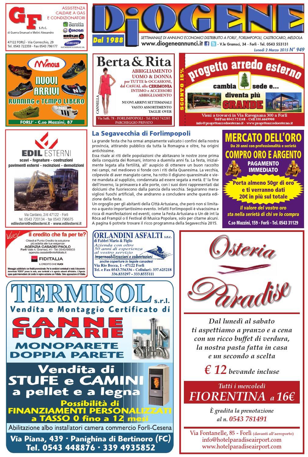 cf8173854c Diogene Annunci 02/03 by Diogene Annunci - issuu