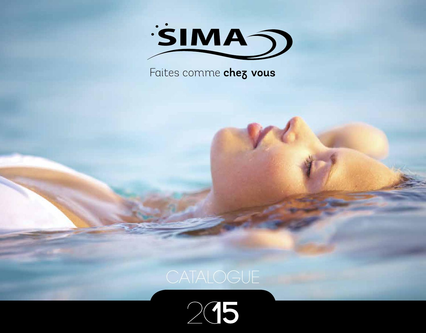 Piscines st louis by piscines st louis issuu for Sima piscine