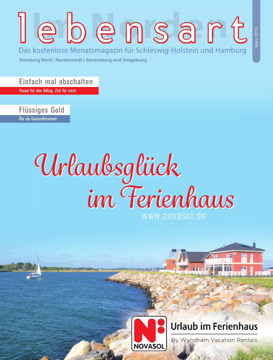 Lebensart im Norden, HH Nord, März 2015 by Verlagskontor Schleswig ...