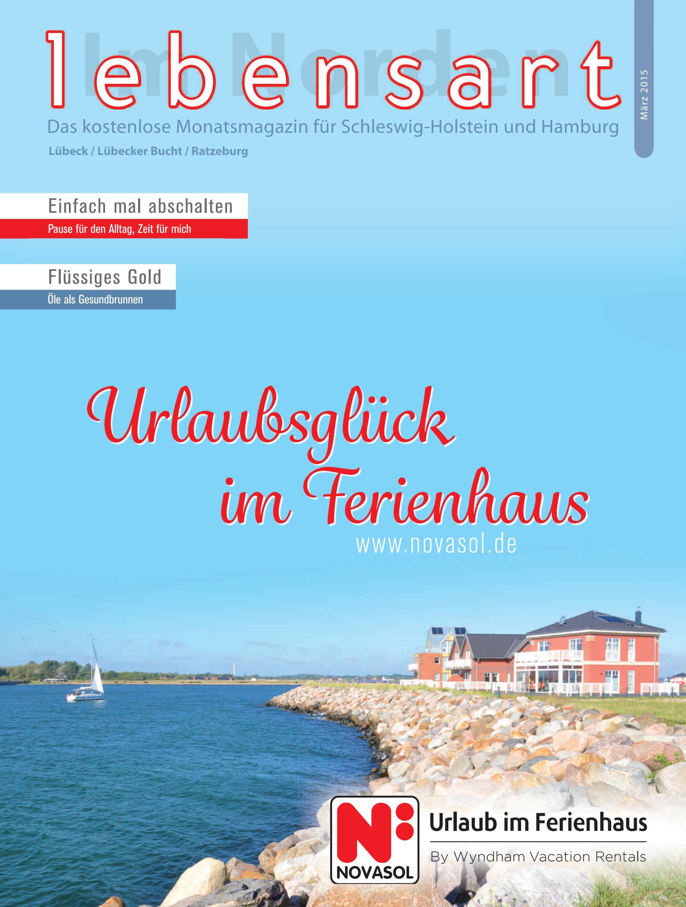 Lahl0315 by Verlagskontor Schleswig Holstein issuu