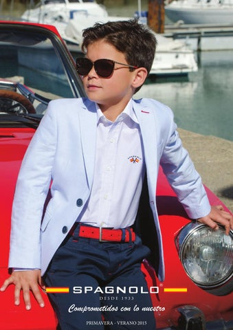 Issuu Catálogo Spagnolo Niños By Verano Moda 2015 xTPTBYwrq