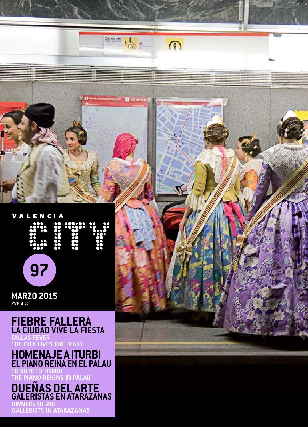 City marzo baja resolución by Valencia City - issuu 3eadb4c38c785
