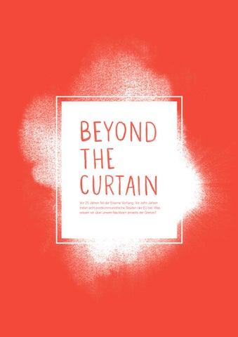 Polenmärkte Karte.Beyond The Curtain Deutsch