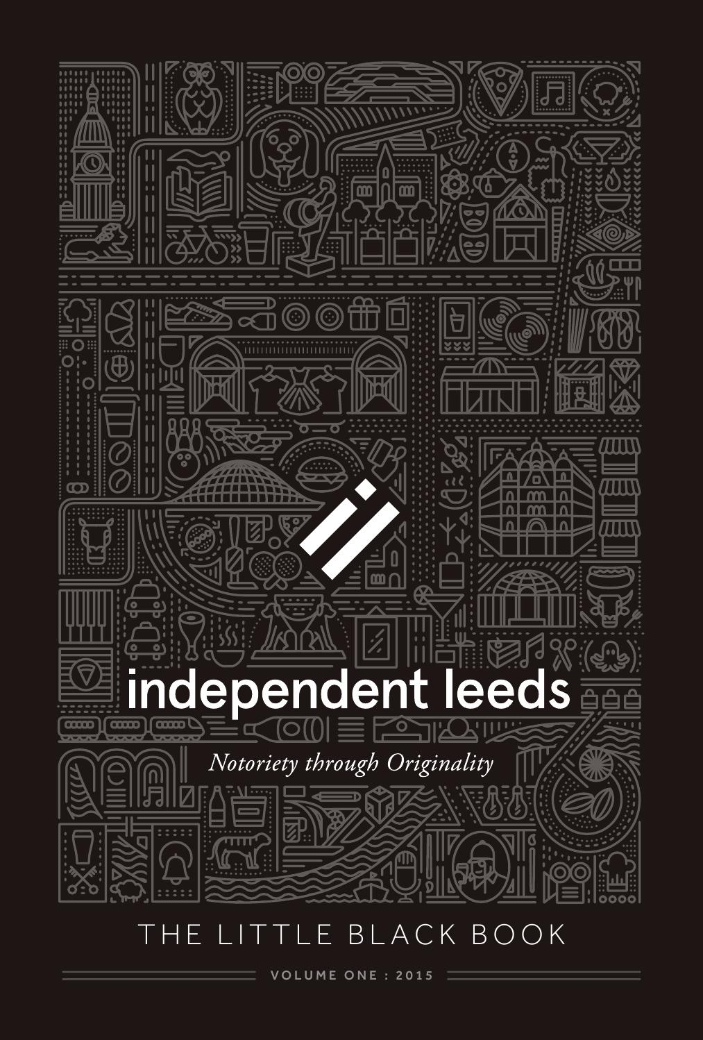 Independent Leeds Little Black Book By Life Issuu Bri Fash