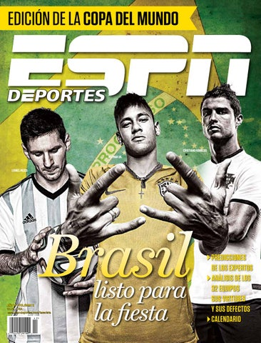 info for a4c8a 75495 ESPN Deportes La Revista - Junio 2014 by andoni biurrarena - issuu