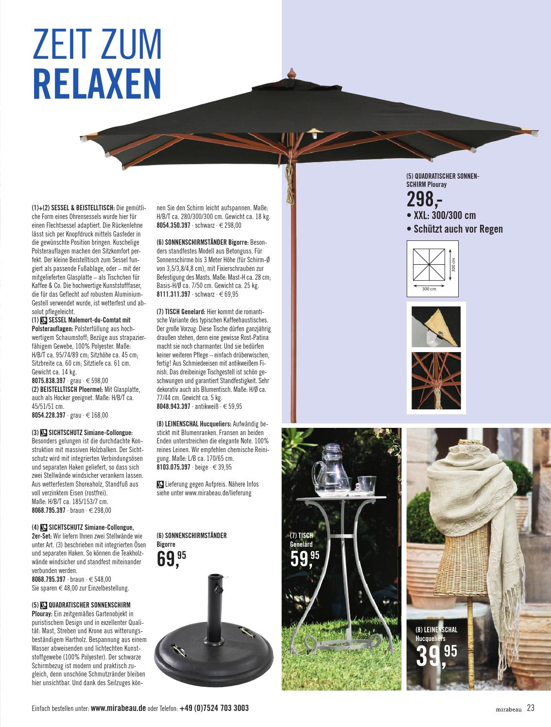 Katalog Mirabeau Leto 2015 By Prestige Issuu