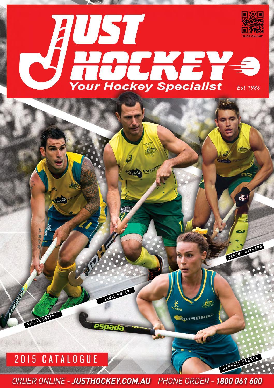 Just Hockey Catalogue 2015 by Just Hockey - issuu