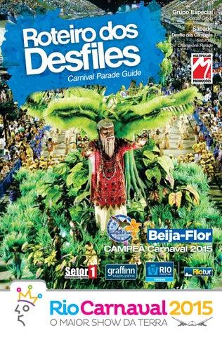 267d0ce3a9f26 Roteiro dos Desfiles Carnaval 2015 Campeãs by Portal Academia do ...