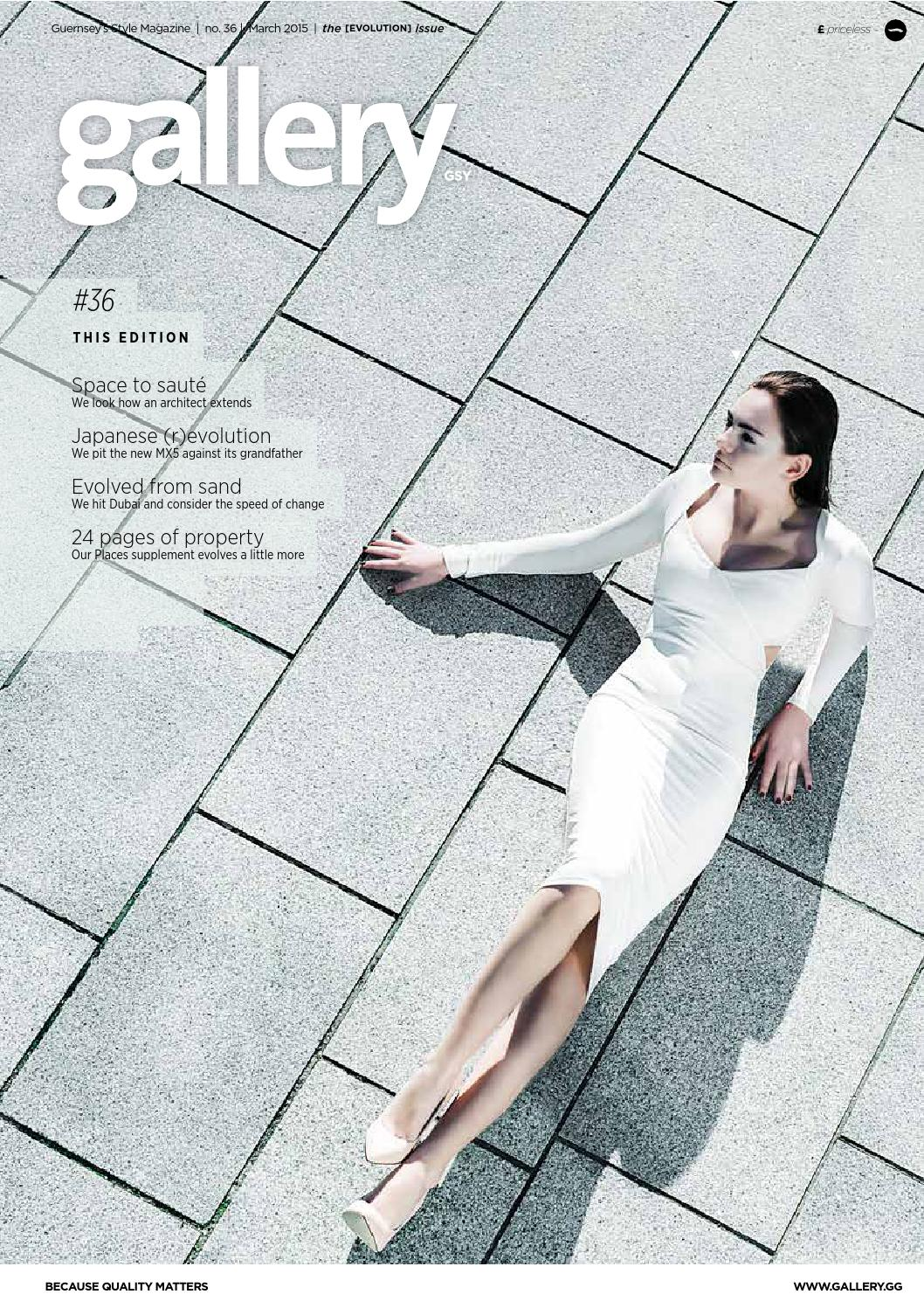Gallery Guernsey 36 The Evolution Edition By Magazine