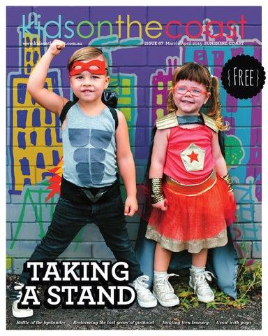 Kids On The Coast Magazine Sunshine Coast Issue 67 By Shore