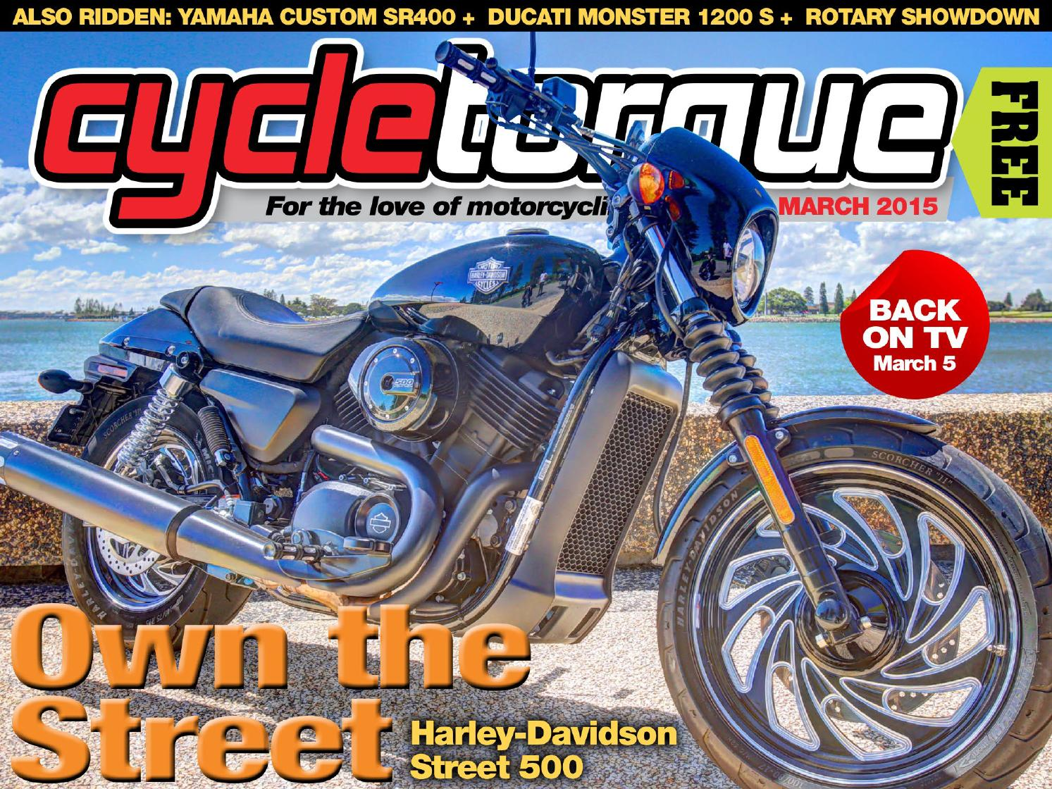 Cycle torque march 2015 by cycle torque issuu