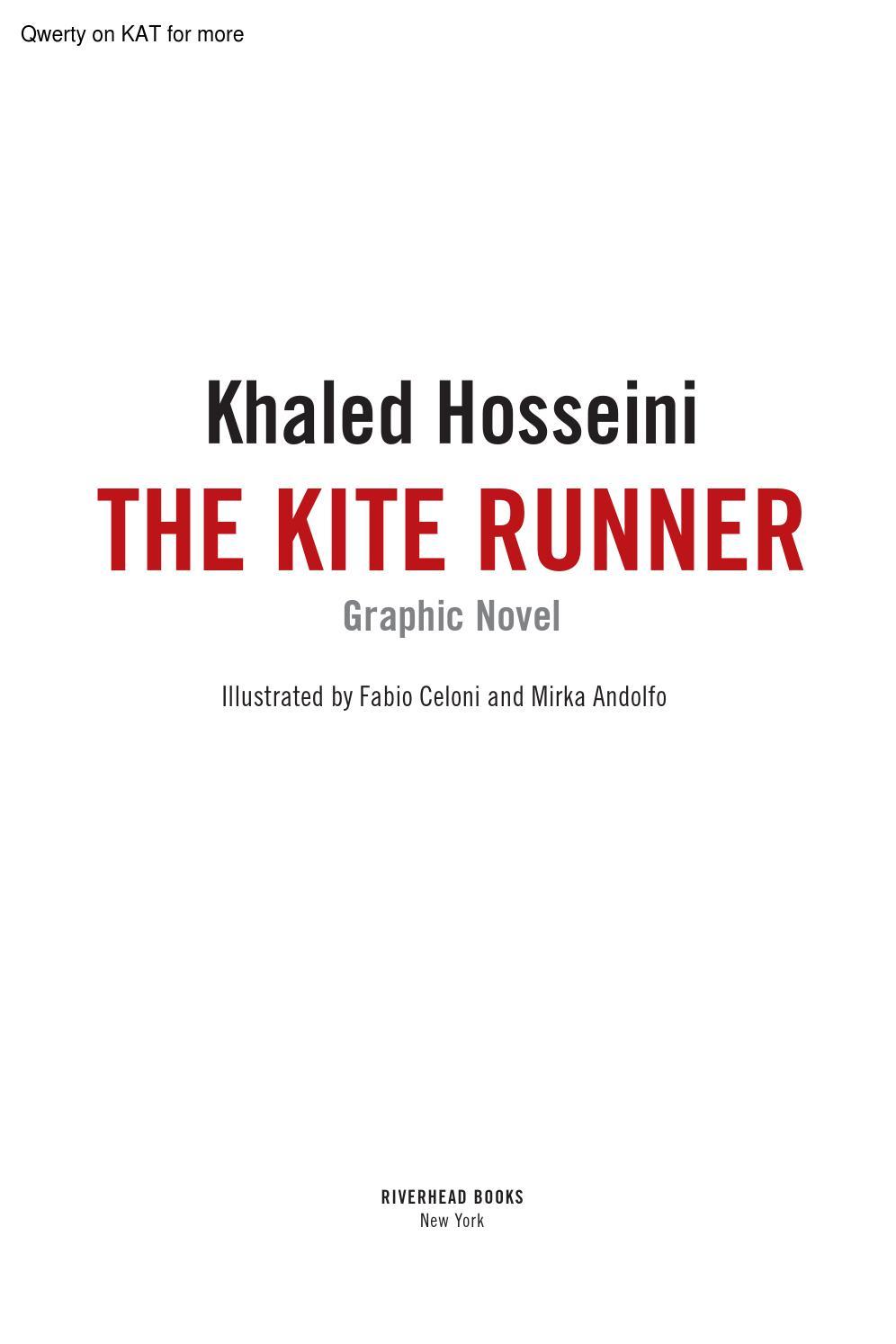 The kite runner by hassaan ahmad issuu buycottarizona Gallery