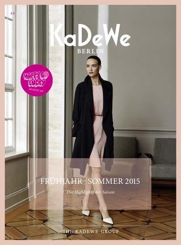 KaDeWe Magazin by KaDeWe Berlin issuu