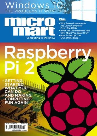 Raspberry pi2 dark guide by HongKong Studio - issuu