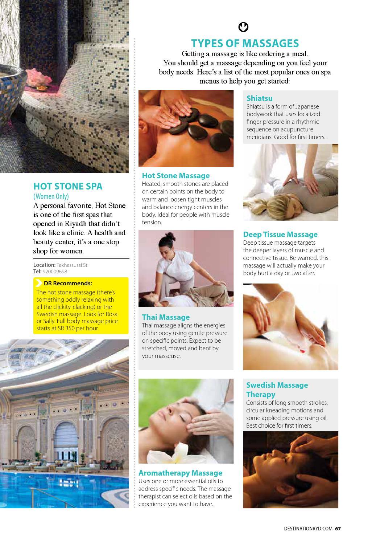 In riyadh massage thai Nice place