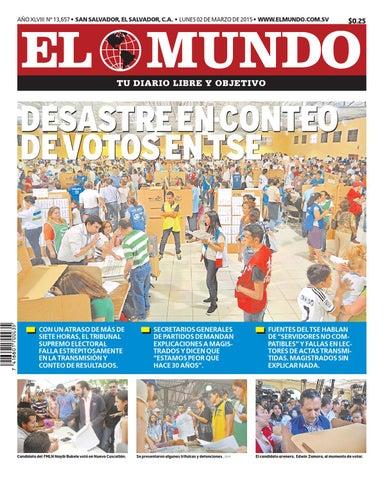Mundo020315 by Diario El Mundo - issuu 8247248cadd99
