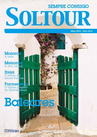 c42a4c3fc8 Folleto baleares pt 2015 by Soltour - issuu