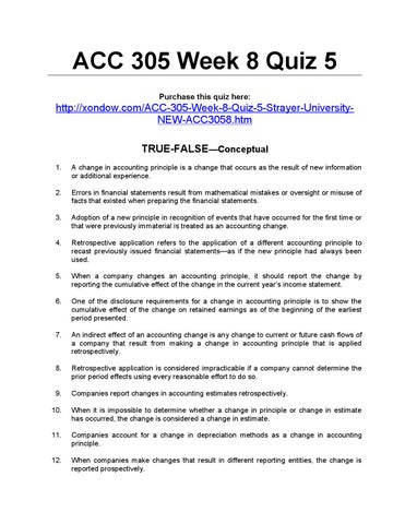 strayer university week 3 business quiz Get access to bus 302 quiz 2 essays only from anti essays listed results 1 business business bus 302 week 1: introduction to management strayer university new version bus 309 week 1 quiz the nature of morality.