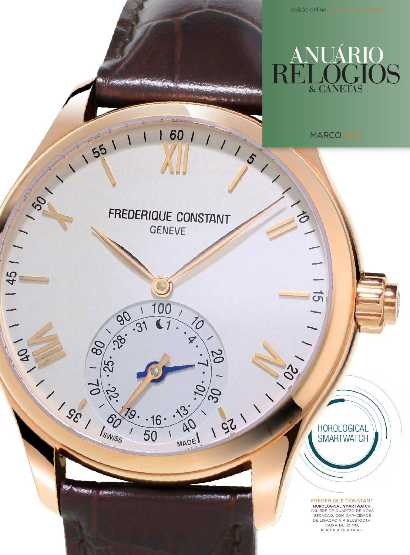 72d153aa440 Relógios   Canetas Online Março 2015 by Projectos Especiais - issuu