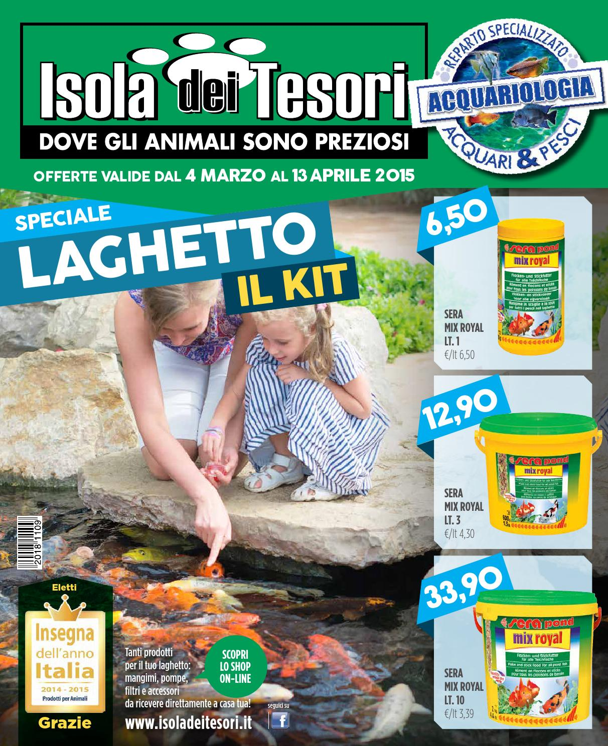 Speciale laghetto il kit by dmo spa issuu for Laghetti preformati