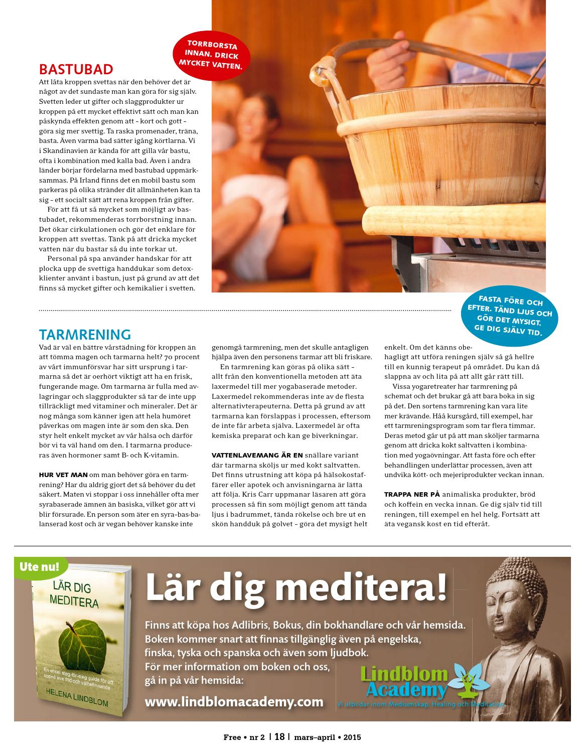 Free Nr 2 Mars April 2015 By Tidningen Free Issuu