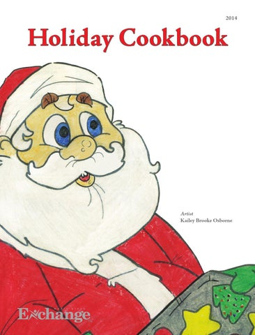 page 1 2014 holiday cookbook