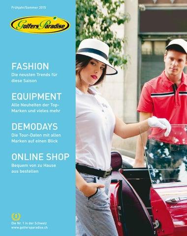 Golfers Paradise Katalog 2015 d by Nicole - issuu 17ae35d568b