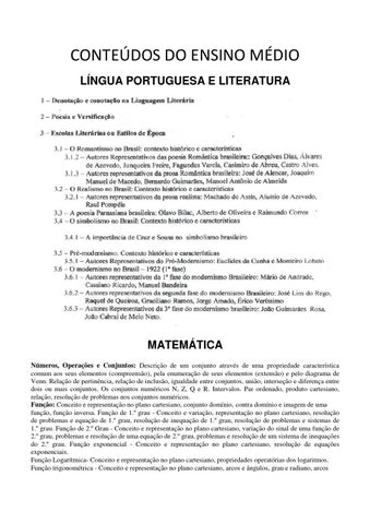 Programa ensino mdio by gustavo roza issuu page 1 ccuart Choice Image