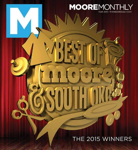 Moore monthly 3 2015 by moore monthly issuu page 1 fandeluxe Images