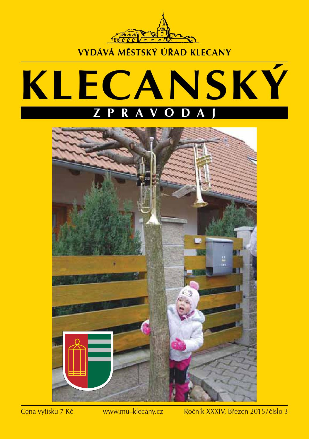 KLECANSK - Msto Klecany