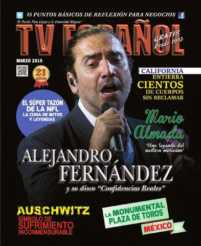 TV Espanol Marzo 2015 by TV Espanol - issuu 8493426e2d9