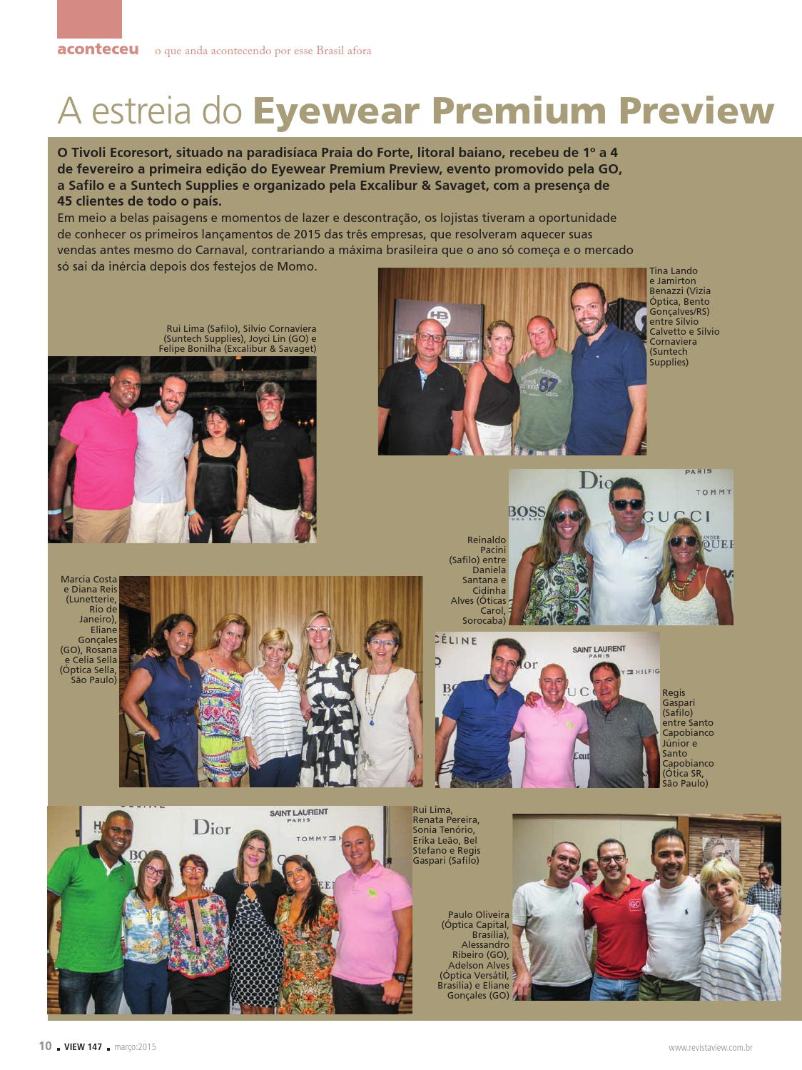 VIEW 147 by Revista VIEW - issuu 2beaf71b38