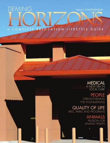 Deming Horizons Volume 9 By Zia Publishing Issuu