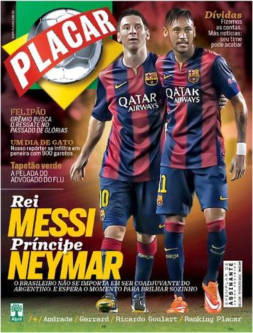 Edição 1399 – Fevereiro de 2015 by Revista Placar - issuu 63e30361e2bba