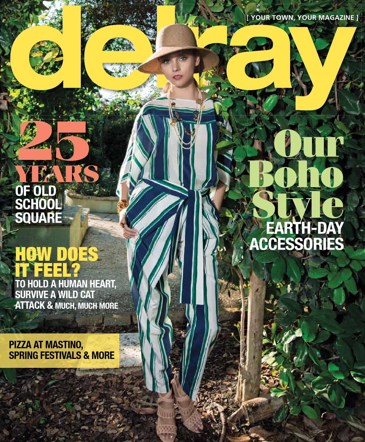 Delray Beach magazine March/April 2015 by JES Publishing - issuu