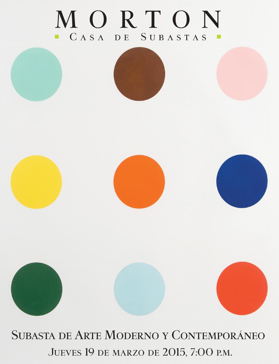 Subasta de Arte Moderno y Contemporáneo. by Morton Subastas - issuu
